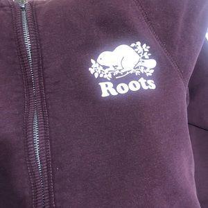 Original full zip roots hoodie